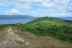 Philippines, Luzon Island. Royalty Free Stock Photos