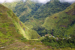 Philippines mountain Stock Image