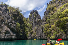 Philippines, Palawan Island Royalty Free Stock Images