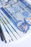 Philippines peso Royalty Free Stock Photo