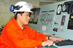 Philippines shipping engineer stock images