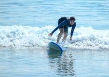 PHILIPPINES-SURFING-SUMMER Stock Image