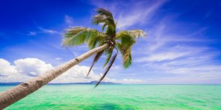 Philippines,  tropical sea background 1! Royalty Free Stock Photo