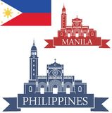 Philippines Royalty Free Stock Photos