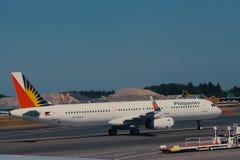 philippinische Fluglinie lizenzfreie stockbilder