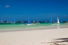 Philippinische Inseln Stockfoto