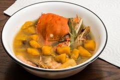 Philippinische Suppe lizenzfreie stockfotos