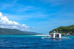 Philippinischer Ozean Stockfotos