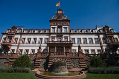 Philippsruhe Palace Royalty Free Stock Photo