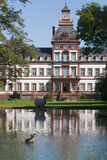 Philippsruhe Schloss and Park Stock Photos