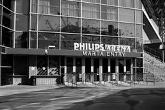 Philips Arena fotos de stock