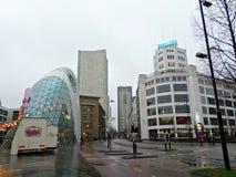 Eindhoven city center Stock Photos