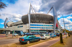 Philips Stadion a Eindhoven, Paesi Bassi Fotografia Stock