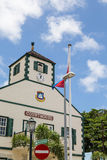 Philipsburg Courthouse Stock Images