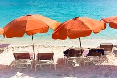 Philipsburg, Saint Martin, Carribean Islands Stock Photos