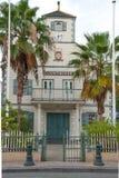 Philipsburg, Sint Maarten Courthouse Stock Photos