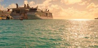 Philipsburg, St. Maarten Stock Foto's