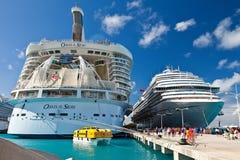 Philipsburg, St. Maarten Obraz Royalty Free