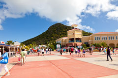 Philipsburg, St. Maarten Royalty Free Stock Images