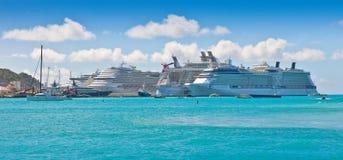 Philipsburg, St. Maarten Royalty Free Stock Images