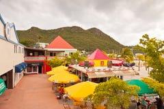 Philipsburg, St. Maarten Zdjęcia Stock