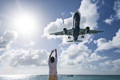Philispburg, Sint Maarten, Dutch Antilles Royalty Free Stock Photography