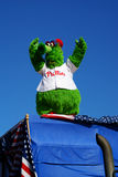 Phillies phanatic lizenzfreies stockbild