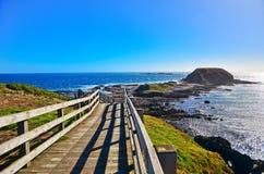 Phillip Island, Victoria, Australië Stock Foto's