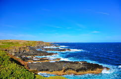 Phillip Island, Victoria, Australia. stock photo