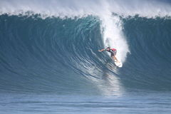 Phillip Macdonald at Pipemasters Royalty Free Stock Image