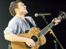 Phillip Phillips Royalty Free Stock Image