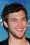 Phillip Phillips -  Winner of Season 11 American Idol in the Press Room of the  Stock Images