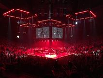 Phillips Arena Arkivbilder