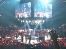 Phillips Arena Imagen de archivo libre de regalías