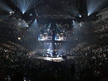 Phillips Arena Stock Photo