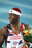 Phillips Idowu of Great Britain Stock Photography