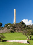 Phillips Theme Tower at Pepperdine University Stock Photo