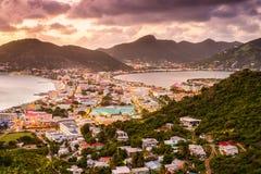 Phillipsburg, Sint Maarten Stock Photos