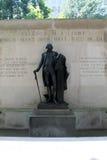 philly乔治・华盛顿纪念品 免版税库存图片