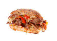 Philly cheese steak Stock Images