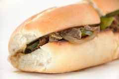 Philly Cheese Steak Royalty Free Stock Images