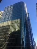 Philly modernt glass torn Arkivfoto