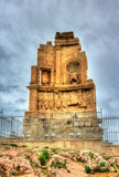 The Philopappos Monument in Athens Royalty Free Stock Photography