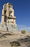 Philopappus Hill At Athens, Greece Stock Photography
