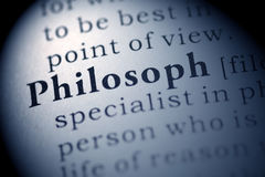 Philosoph Royalty Free Stock Images