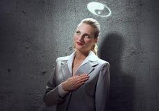 Philosophie Yin Yang Lizenzfreies Stockfoto