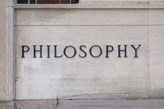 Philosophy Stock Photos