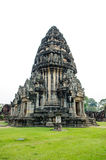 Phimai Castle Rock Royalty Free Stock Photo