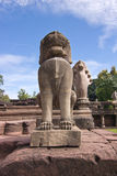 Phimai historical park Stock Images