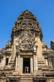 Phimai historical park , Nakhon ratchasima, Thailand Royalty Free Stock Photos